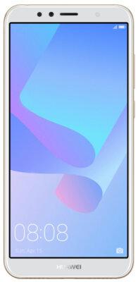 Смартфон HUAWEI Y6 Prime 2018 3/32GB Gold 1