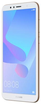 Смартфон HUAWEI Y6 Prime 2018 3/32GB Gold 3