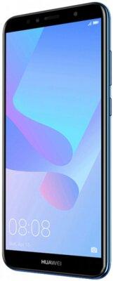 Смартфон Huawei Y6 2018 Blue 3