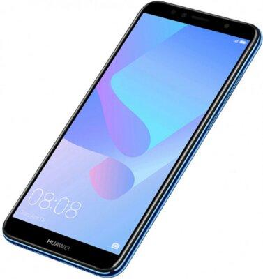 Смартфон Huawei Y6 2018 Blue 4