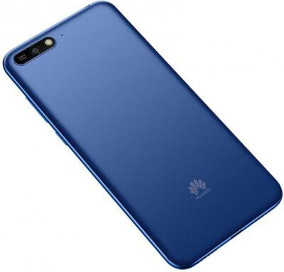 Смартфон Huawei Y6 2018 Blue 7