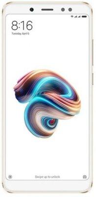 Смартфон Xiaomi Redmi Note 5 3/32GB Gold 1