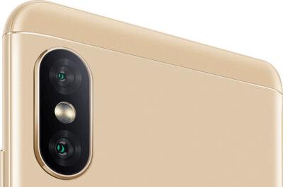 Смартфон Xiaomi Redmi Note 5 3/32GB Gold 5