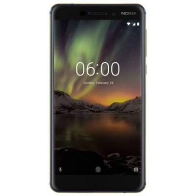 Смартфон Nokia 6.1 DS 4/64Gb Blue 1