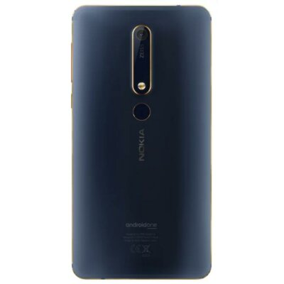 Смартфон Nokia 6.1 DS 4/64Gb Blue 2