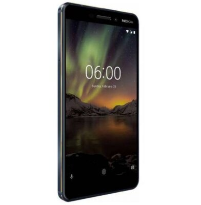Смартфон Nokia 6.1 DS 4/64Gb Blue 4