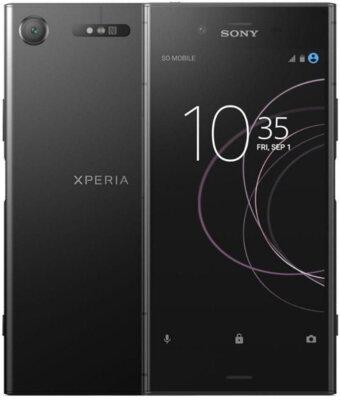 Смартфон Sony Xperia XZ1 G8342 Black 2