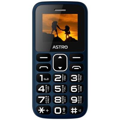 Мобільний телефон ASTRO A185 Navy 1