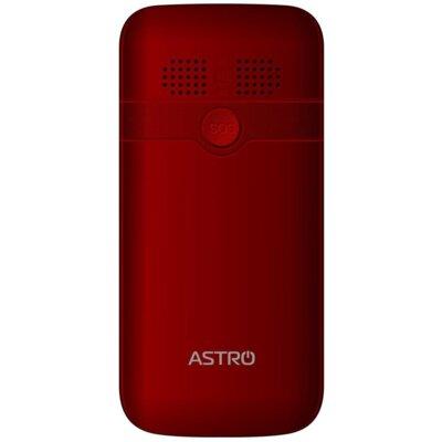Мобильный телефон ASTRO A185 Red 2