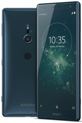 Смартфон Sony Xperia XZ2 H8266 Deep Green 3