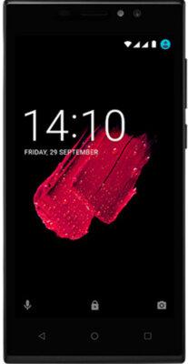 Смартфон Prestigio Muze C7 LTE 7510 Black 1