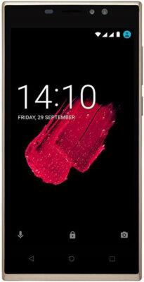 Смартфон Prestigio Muze C7 LTE 7510 Gold 1