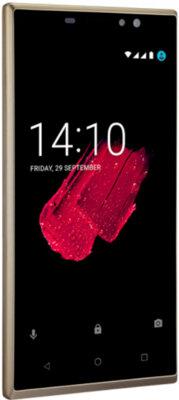 Смартфон Prestigio Muze C7 LTE 7510 Gold 3
