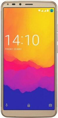 Смартфон Prestigio Grace B7 LTE 7572 Gold 1