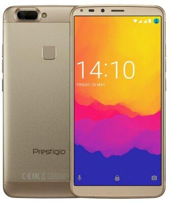 Смартфон Prestigio Grace B7 LTE 7572 Gold 4