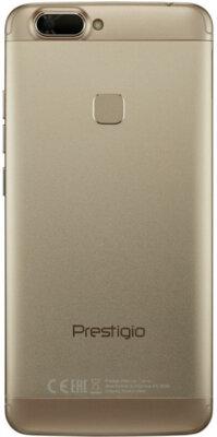 Смартфон Prestigio Grace B7 LTE 7572 Gold 5