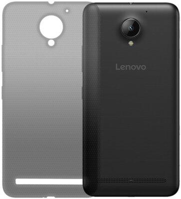 Чехол GlobalCase TPU Extra Slim для Lenovo Vibe C 2 (K10a40) Dark 1