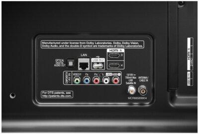 Телевiзор LG 43UJ651V 7