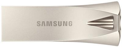 USB flash накопичувач Samsung Bar Plus USB 3-1 128GB Silver 1