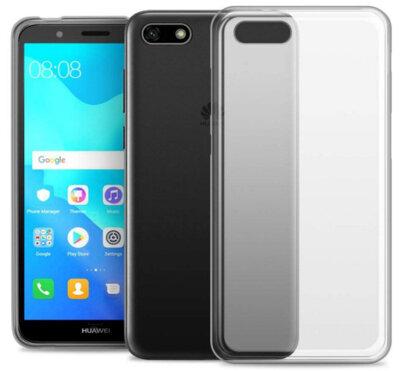 Чехол GlobalCase TPU Extra Slim для Huawei Y5 2018 Light 2
