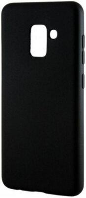 Чехол GlobalCase Leo для Samsung A8 (A530) black 2