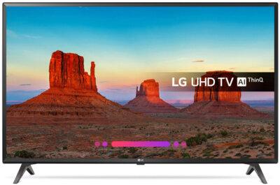 Телевизор LG 43UK6300PLB 1