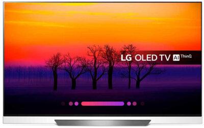 Телевізор LG OLED65E8PLA 1