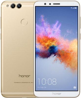 Смартфон Honor 7X 4/64GB Gold 2