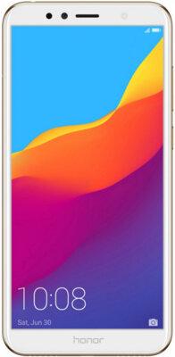 Смартфон Honor 7C 3/32GB Gold 1