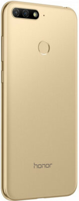 Смартфон Honor 7C 3/32GB Gold 12