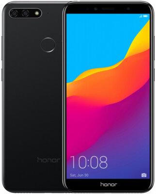 Смартфон Honor 7C 3/32GB Black 4
