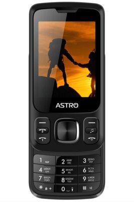 Мобільний телефон ASTRO A225 Black 1