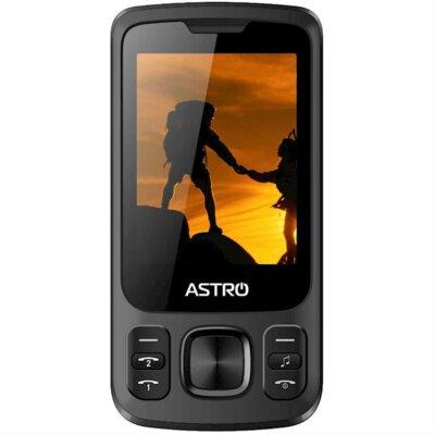 Мобільний телефон ASTRO A225 Black 2