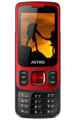 Мобильный телефон ASTRO A225 Red 1