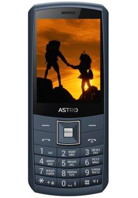Мобільний телефон ASTRO A184 Navy 1