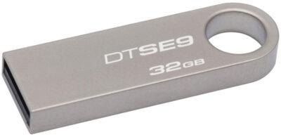 Накопичувач KINGSTON DT SE9 32Gb USB 2-0 Metal 1