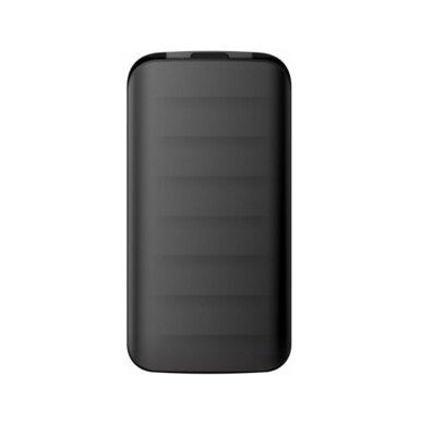 Мобильный телефон ERGO F244 Shell Dual Sim Black 2
