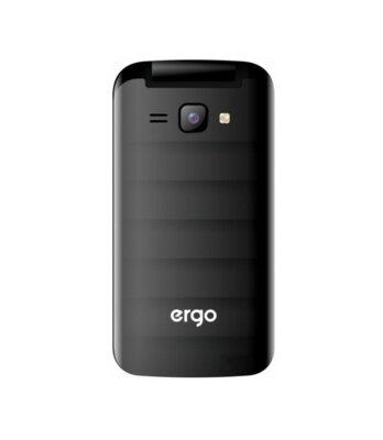 Мобильный телефон ERGO F244 Shell Dual Sim Black 3
