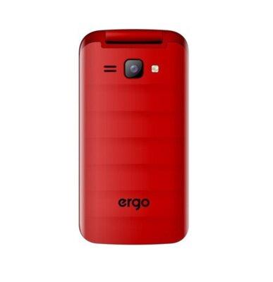 Мобільний телефон ERGO F244 Shell Dual Sim Red 3