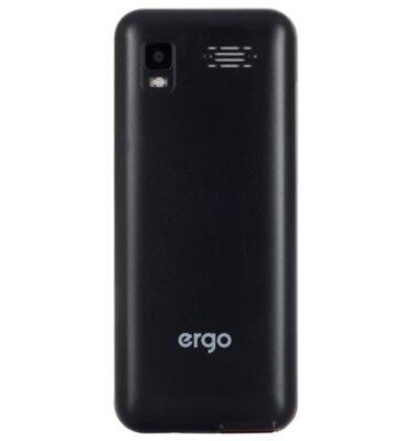 Мобильный телефон ERGO F282 Travel Dual Sim Black 2