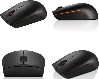 Мыша беспроводная Lenovo 300 Wireless Compact Mouse 4