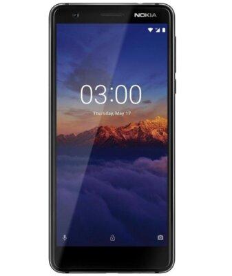 Смартфон Nokia 3.1 Black (11ES2B01A01) 1