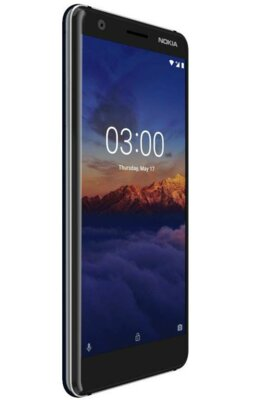 Смартфон Nokia 3.1 Black (11ES2B01A01) 3