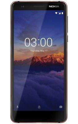 Смартфон Nokia 3.1 2/16Gb DS Blue 1
