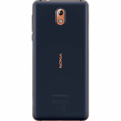 Смартфон Nokia 3.1 2/16Gb DS Blue 2