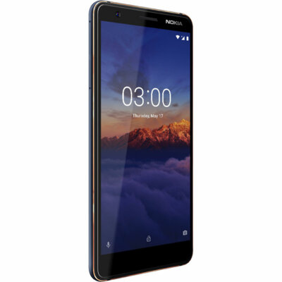 Смартфон Nokia 3.1 2/16Gb DS Blue 3