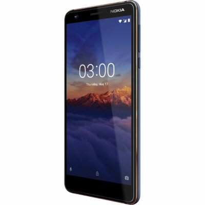 Смартфон Nokia 3.1 2/16Gb DS Blue 4
