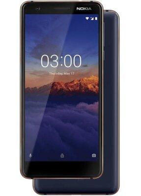 Смартфон Nokia 3.1 2/16Gb DS Blue 6