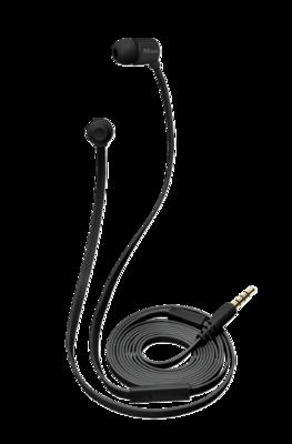 Навушники TRUST Duga Full Black 1