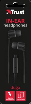 Навушники TRUST Duga Full Black 4